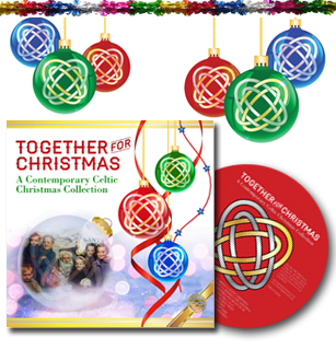 Together for Christmas Contemporary Celtic Christmas Collection